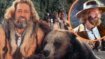 In some ways, Dan Haggerty and Grizzly Adams were the same