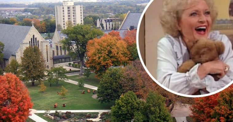 Is St Olaf from The Golden Girls a real place