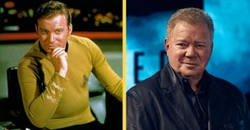 It turns out William Shatner isn't done playing Kirk just yet