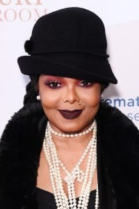 Janet Jackson's makeup was just as stunning as her outfit