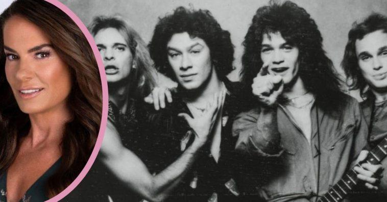 Janie Van Halen has excellent taste in music