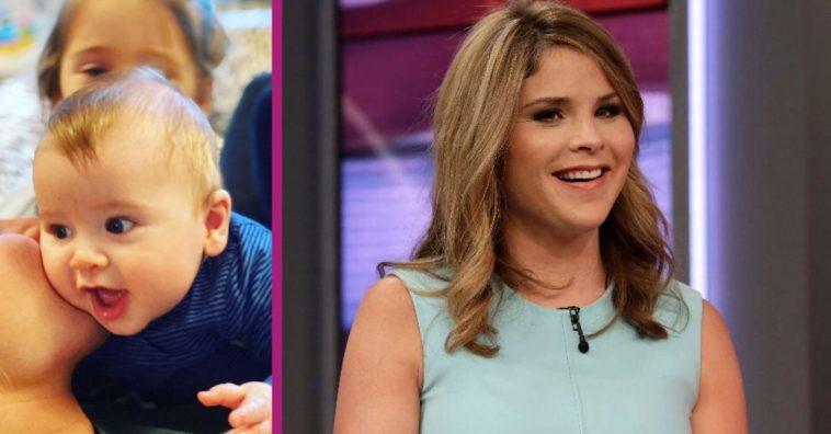 Jenna Bush-Hager Shares Adorable Photo Of Son 'Hal' Getting Bigger And Bigger