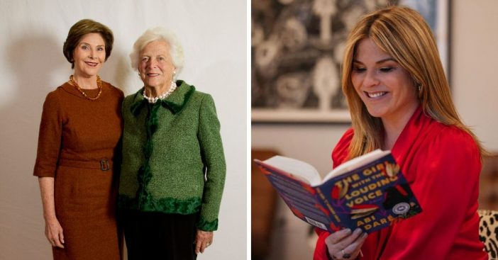 Jenna Bush Hager honors her mom and grandmothers