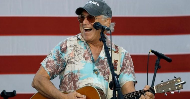 Jimmy Buffett Launching 'Cabin Fever Virtual Tour' For Fans To Watch At Home