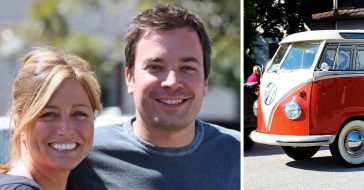 Jimmy Fallon wife reveals the nostalgic gift he gave her