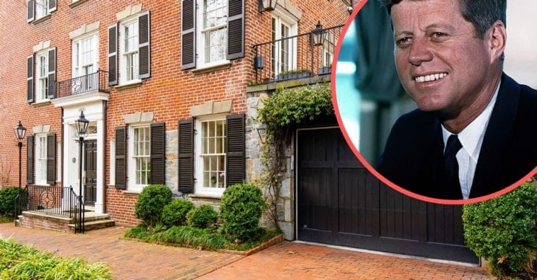 John F Kennedys former townhouse is up for sale