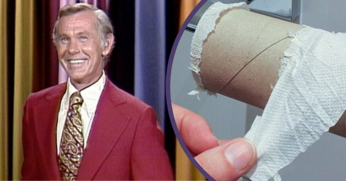 Johnny Carson Jokes About 'Toilet Paper Shortage' Of 1973