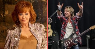 Keith Urban replaces Reba McEntire as ACM Award host
