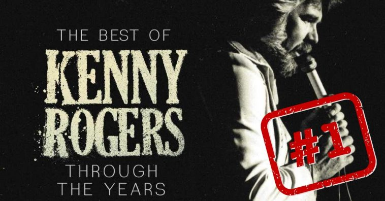 Kenny Rogers Claims No. 1 Spot On Top Country Albums Chart For The First Time Since 1986