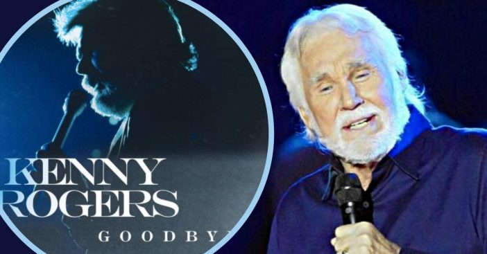 Kenny Rogers' Song _Goodbye_ Resurfaces On Radio Stations After His Death