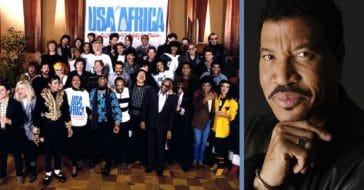 Lionel Richie Wants To Bring Back _We Are The World_ During Coronavirus Crisis