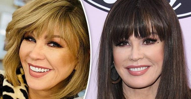 Marie Osmond Shares How She Maintains Her Hair During Quarantine