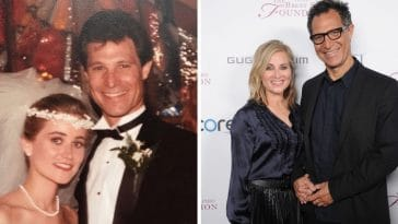 Maureen McCormick And Husband, Michael, Celebrate 36th Anniversary