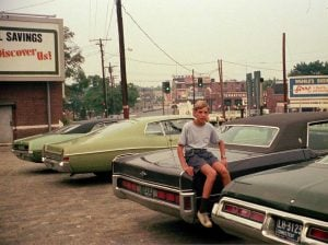 Muscle cars were impressive rides and popular seats