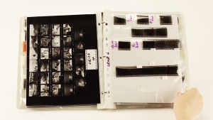 Negatives of Marilyn Monroe in Niagara sold for $83,000 at auction