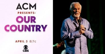 New virtual ACM Presents Our Country will honor Kenny Rogers
