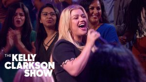 Normally, The Kelly Clarkson Show would air, but the coronavirus has prompted the singer to post Kellyoke sessions from her home instead