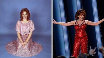 Nostalgic photos of Reba McEntire over the years