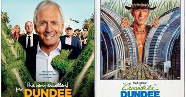 Paul Hogan returns in a new Crocodile Dundee movie