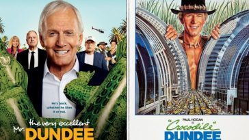 Paul Hogan returns in a new Crocodile Dundee movie