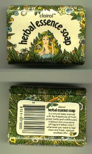 People who got to use Herbal Essence soap in the '70s enjoyed a great fragrance just like the shampoo