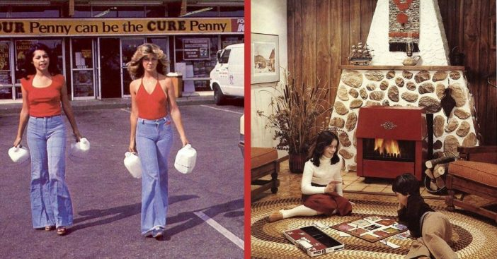 Photos from the 1970s help us revisit the time and understand the lifestyle and values of the decade