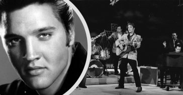 Presley's performance is unique among all his stunning work