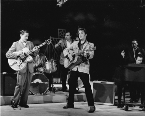 "Presley's performance of ""Peace in the Valley"" came at a powerful time"