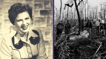 Remembering A Sad Day In History_ Patsy Cline Dies In A Plane Crash In March 1963