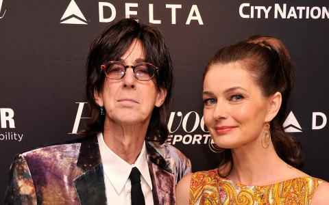Paulina Porizkova recalls split from ric ocasek