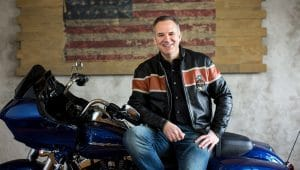 Sales steadily dropped since Matt Levatich joined Harley-Davidson in May of 2015