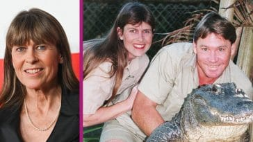 Terri Irwin Talks About The Pact She Made With Steve Before His Death