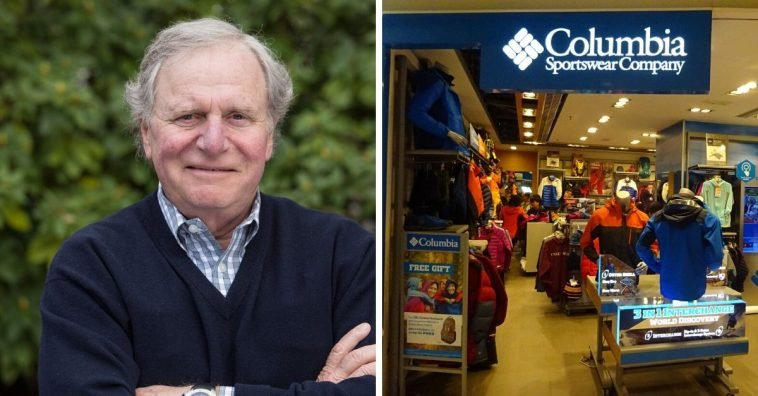 The CEO of Columbia Sportswear reducing salary to pay employees during coronavirus closures