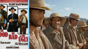 'The Good, the Bad, and the Ugly' represents Spaghetti Westerns at their best