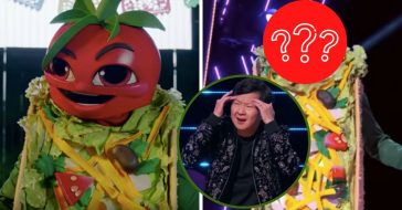 The Identity Of The Taco Is Finally Revealed On 'The Masked Singer'