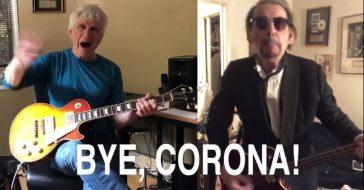 The Knack Releases Their Own _My Sharona_ Coronavirus Parody Video