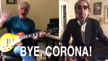 The Knack Releases Their Own _My Sharona_ Coronavirus Parody Video