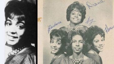 The Supremes Singer, Barbara Martin, Dies At Age 76