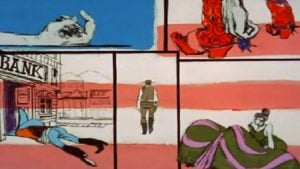 'The Wild Wild West' intro combines multiple elements to be truly great