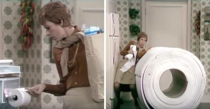 'Toilet Tissue' Sketch From 'The Carol Burnett Show' Gives Us The Laugh We Need During This Time