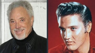 Tom Jones and Elvis Presley had a famous friendship that Jones may have left tributes to in subtle and blatant ways