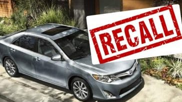 Toyota Expands Its Recall Of Vehicles By More Than A Million