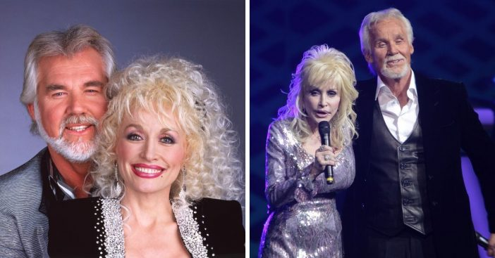 Watch Dolly Parton sing I Will Always Love You to Kenny Rogers for last time