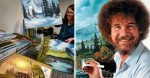 Why Bob Ross paintings are not for sale