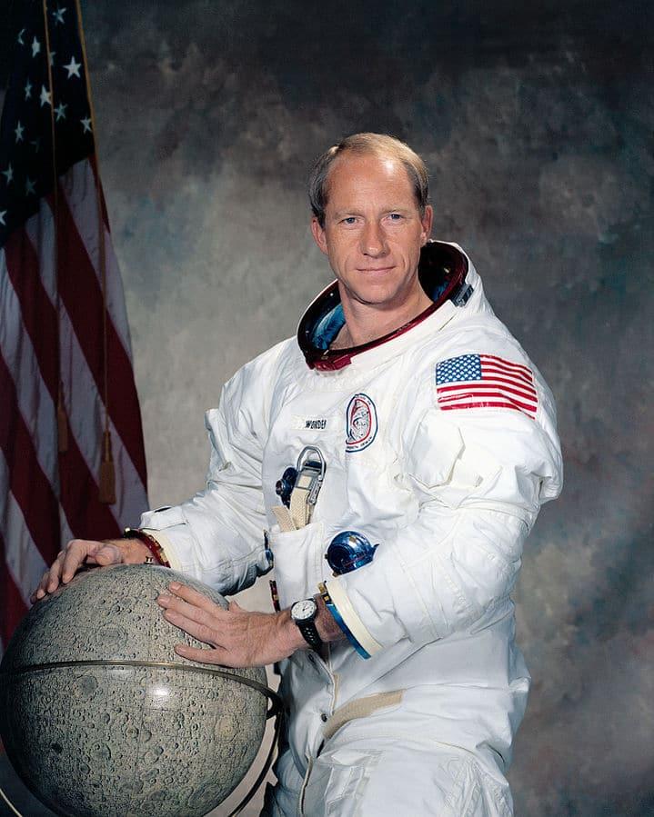 al worden astronaut