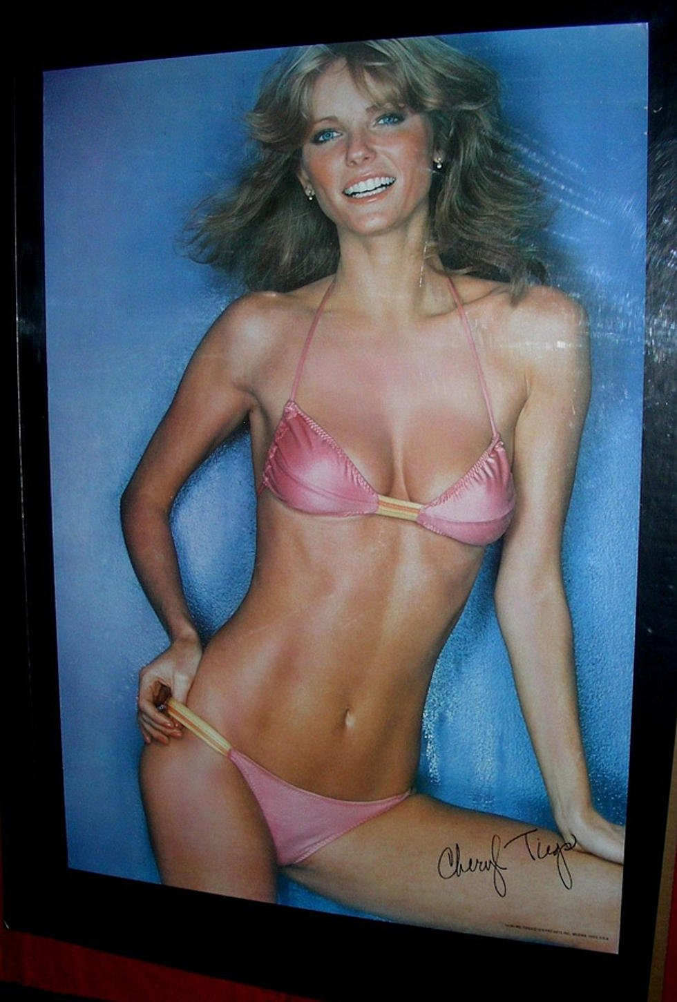 hottest posters of the 70s and 80s