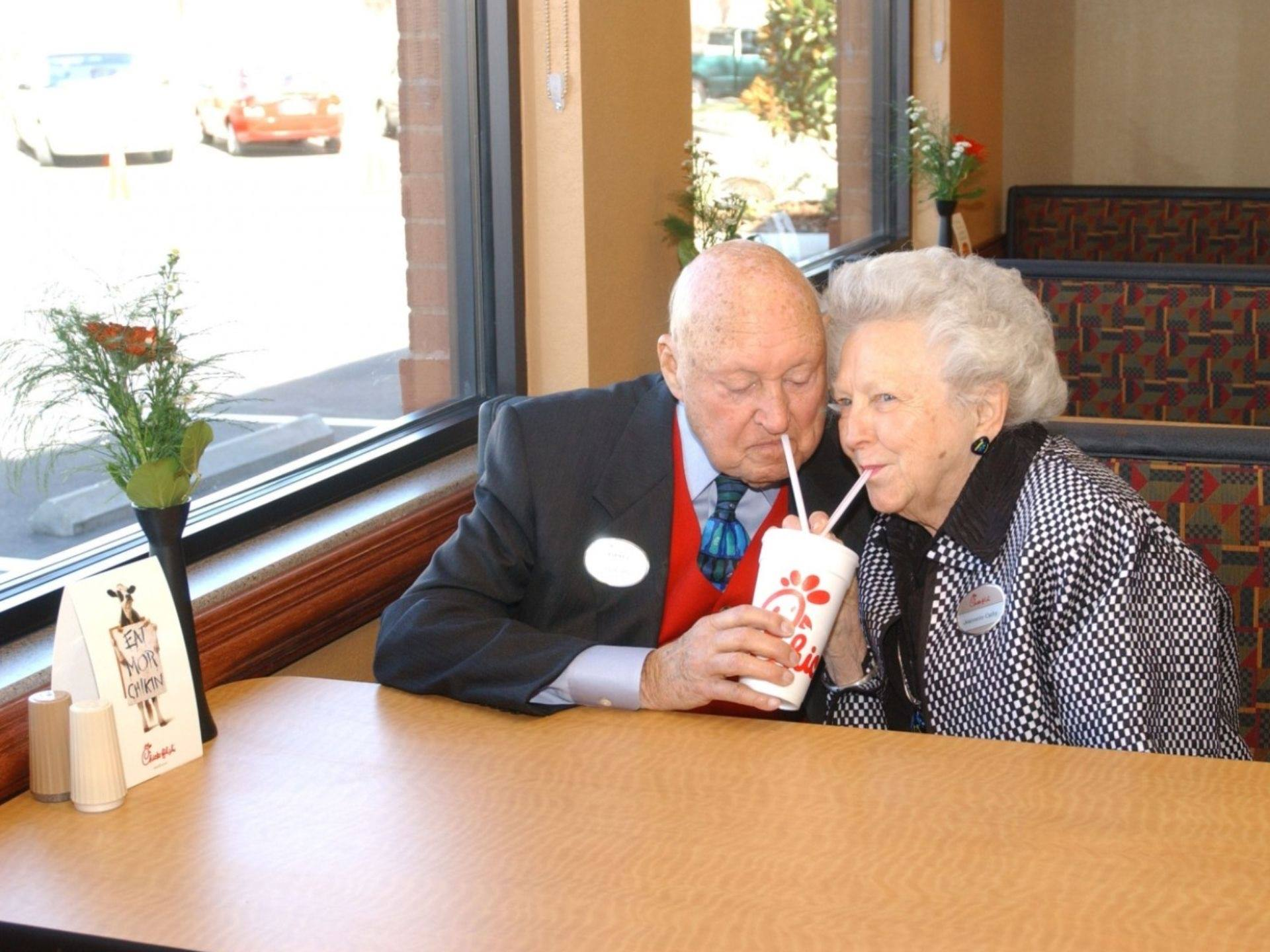 chick-fil-a founders the cathys
