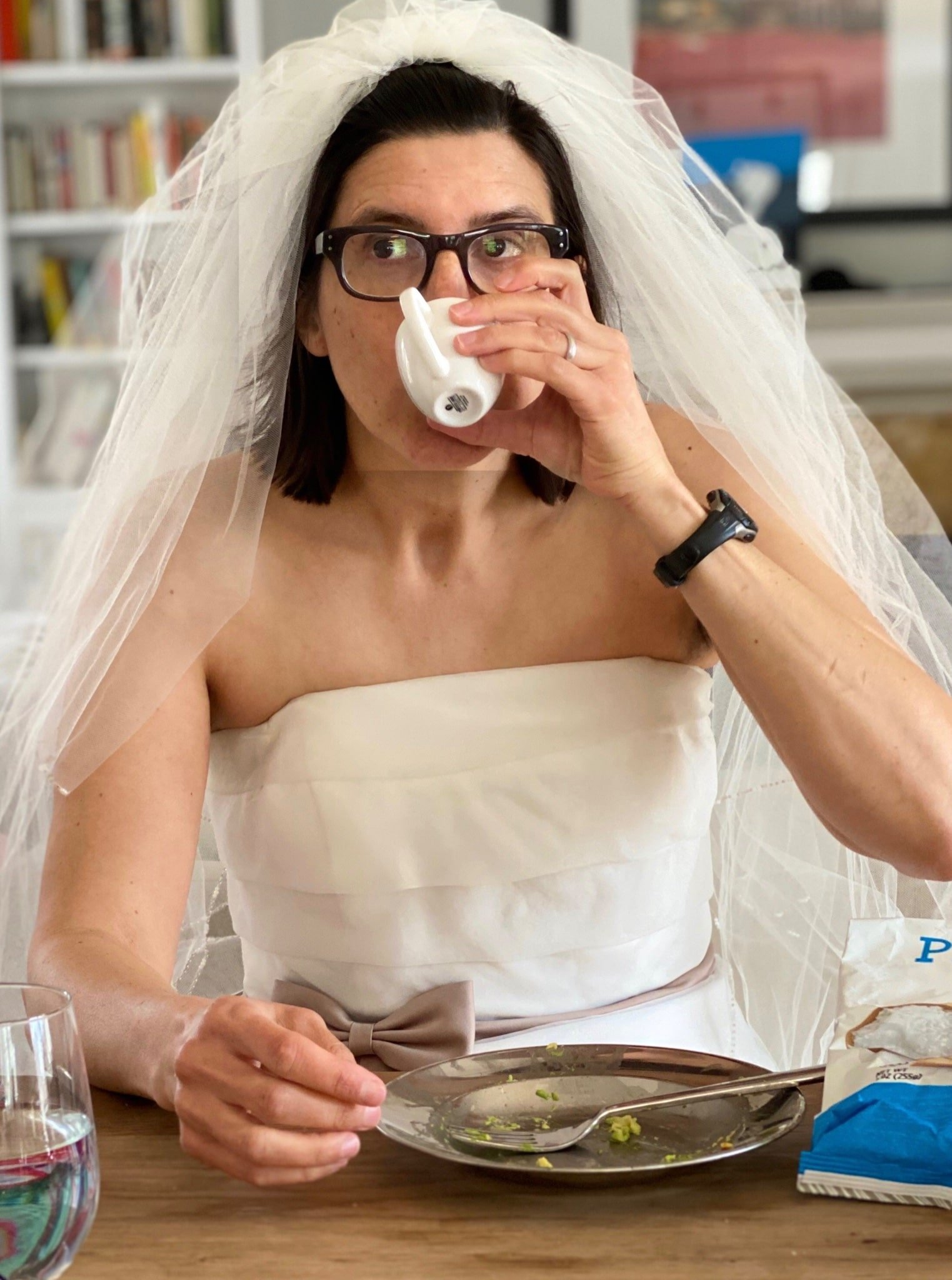 Curtis Sittenfeld wedding dress author