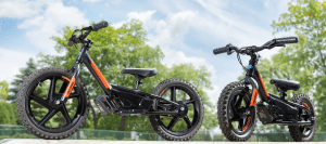 e-bikes represent the hope to draw in even younger riders