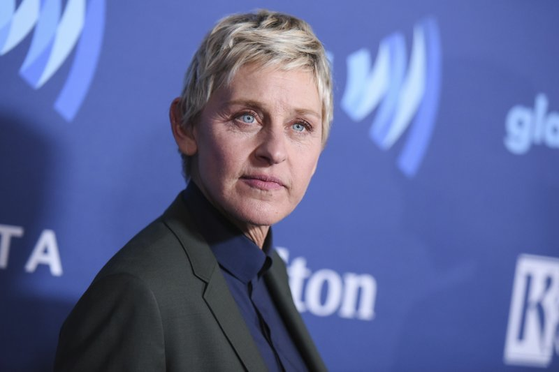 ellen degeneres not a nice person